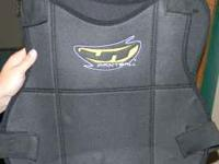 paint ball vest like new. 20.00 call  Location: