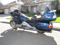 For sale is my meticulously maintained 2007 Goldwing