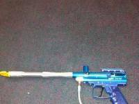 good working paintball gun 50 or mini bike motor