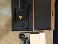 This is a bt4 swat paintball gun. I made many