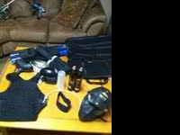 im selling all my paint ball stuff because i havent