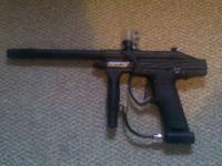 WGP Synergy Equalizer Paintball Gun (been shot only a