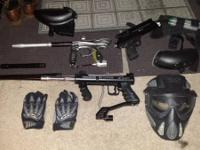 I have 2 paintball markers 1 is tippman 98 custom with