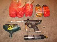 For sale is my paint ball gun. $120 - OBO (Or Best