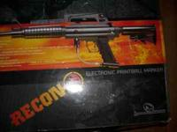 Hello everyone i have a very nice paint ball gun and I