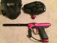 This is a 2013 Proto Reflex Rail Paintball weapon! It