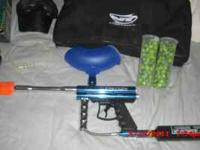 I have a Triton paintball gun with 4 fast loader