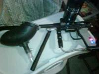 I have a very nice electric paintball gun. Can switch
