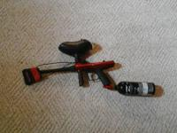 I have a tippmann paintball gun with an oversized