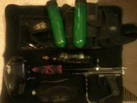 Mokal fokus vx evx-II. this gun is very powerful and