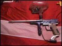 i have 2 paintball guns for sale a maruader and an