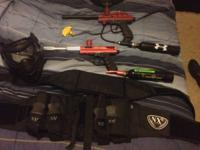 I have 2 paintball guns one is a brass eagle striker