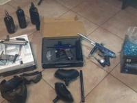 Selling a Diablo Wrath paintball gun (the Wrath needs