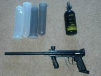 I have some paintball stuff that I'm ready to get rid