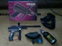 Smart Parts Impulse, w/ orl. box/ papers, gun, tank