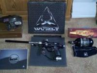 System X NME! Includes; Gun, box/manual, jt barrel and