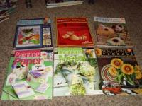 Painting Project Books for Sale - Brand New - Perfect