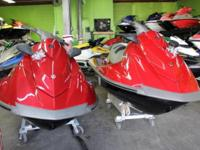 FOR SALE TWO 2014 YAMAHA XV CRUISER 110 WAVERUNNER 1100