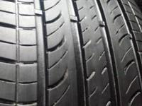 These are a matched pair of Hankook 255/45/20s with 7
