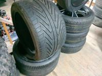 I have a set of 2 335-30-ZR 18 Michelin Radial X Pilot