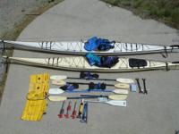 Two Current Design Sea Kayaks, Expedition High Volume &