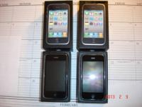 Pair of IPhone's (3GS/8GB) AT&T You are looking at two