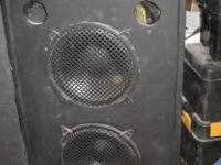 "Price reduced to bottom line Madison 12"" drivers, JBL"