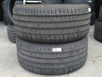 I have a set of 2 utilized 27545ZR19 (P275/45ZR19,