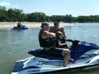 2004 White Yamaha GP1300R less than 100 hrs on I'm the