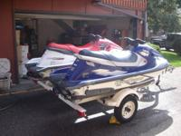 **MOTIVATED SELLER** Here's a pair of Yamaha Waverunner