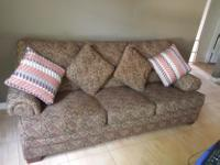 Type:Living RoomType:SofasUp for sale is a sofa paisley
