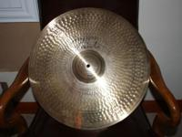 Paiste Signature Bright Ride Cymbal 20 inch Brand New!