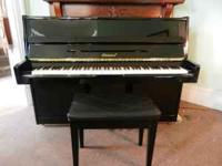 Palatino Pianos Inspired by old world craftsmanship and