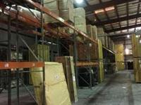 Pallet Racking for Party Supplies, Decorations, Wedding