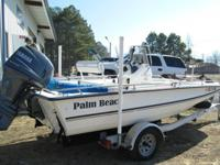 Year: 2006 Use: Salt WaterMake: Palm beach Engine Type: