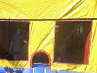 We offer 15x15 jump castles and also offer them with