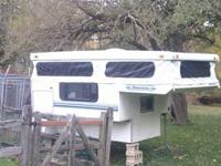 This camper is in excellent condition.Water tight all