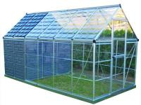 The Palram 6 ft. x 12 ft. Store & Grow is ideal for all