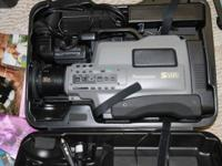 the camcorder works ex it comes a w a case worth