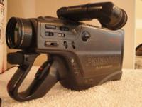 I have a Panasonic Omni-movie VHS-HQ Camcorder for