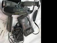 Panasonic camrecorder model No. PV-L750. Used very