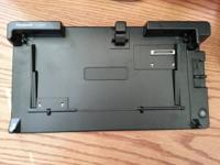 You are looking at a CF-52 Toughbook Port Replicator,