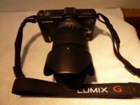 Panasonic DMC-GF2K Lumix G Vario Lens Kit 14-42mm Full