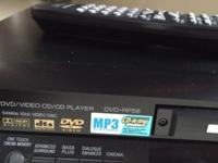 Have for sale panasonic DVD Player its in excellent