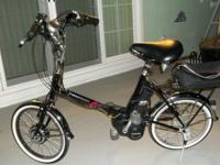Panasonic Electric 7 Rate Folding Bike will certainly