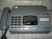 Panasonic KX-F780 Fax/Digital Messaging System; like