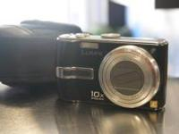 I have a Panasonic Lumix dmc-tz3 comes with case and