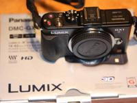 Mint Condition - Like New - No Scratches!   Panasonic