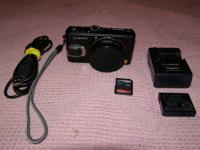 THIS IS A MINT CONDITION LX2 DIGITAL CAMERA WITHOUT ANY