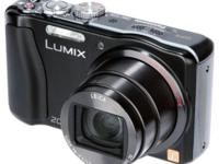 Panasonic Lumix ZS20 14.1 MP High Sensitivity MOS